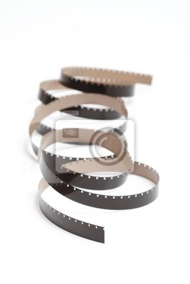 Canvas print 16 mm film