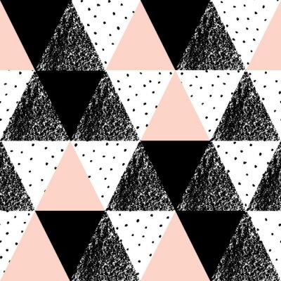 Canvas print Abstract Geometric Pattern