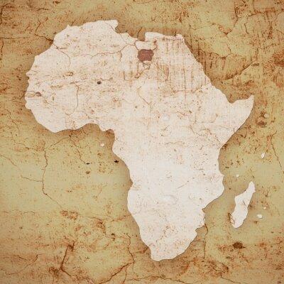 Canvas print Africa