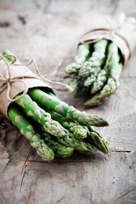 Canvas print Asparagus