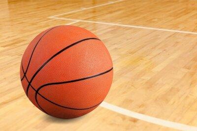 Canvas print Basketball.