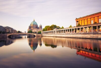 Canvas print Berlin