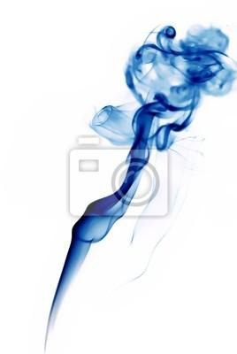 Canvas print blue