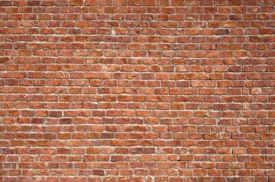 Canvas print Brick Wall Background