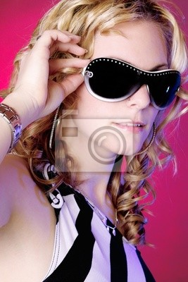 Brillenportrait von Carina