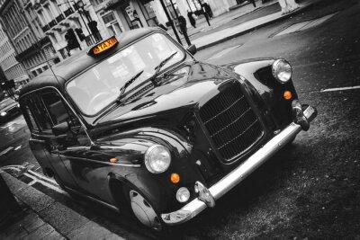 Canvas print cab