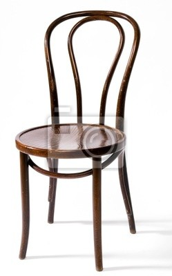 Canvas print chair