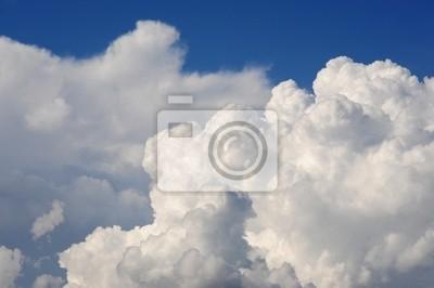 Canvas print cloud-15