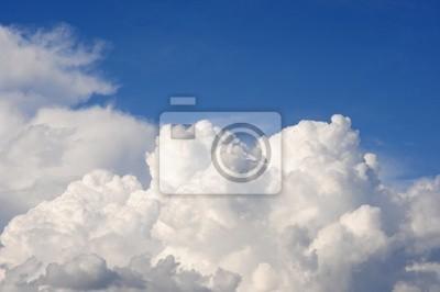 Canvas print cloud-17