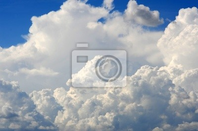 Canvas print cloud-18