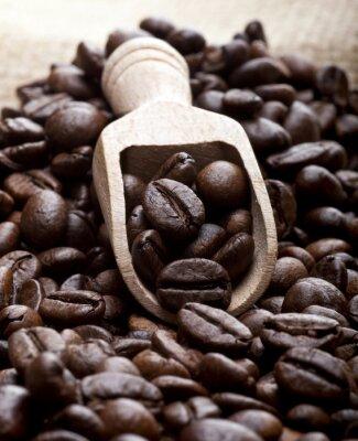 Canvas print Coffee Beans