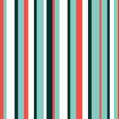 Canvas print Color beautiful  background  vector pattern striped. Can be used for wallpaper, pattern fills, web page background,surface textures, in textiles, for book design.vector illustration