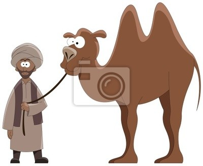 conductor and camel