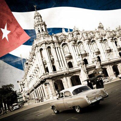 Canvas print Cuba