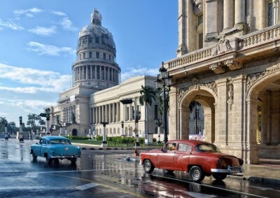 Canvas print Cuba, Havana