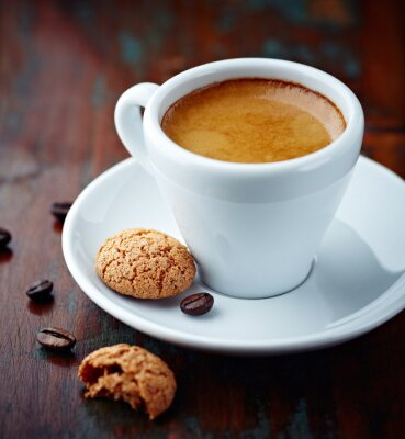 Canvas print Cup of Espresso