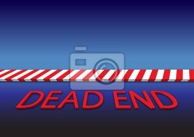 Dead end!