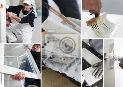 Canvas print Decorator
