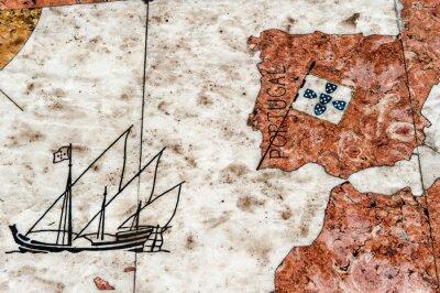 Canvas print Decorazioni a Lisbona 2