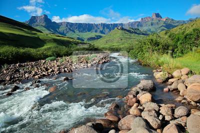 Drakensberg mountains, Royal Natal National Park