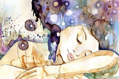 Canvas print dreams