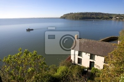 Dylan Thomas's Boat House