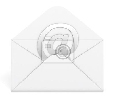 E-mail envelope
