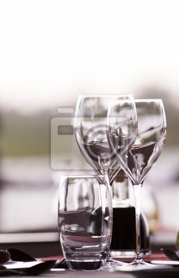 Elegant Restaurant Setting
