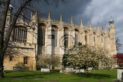 Eton College Chapel, Windsor, England