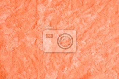 Canvas print faux fur