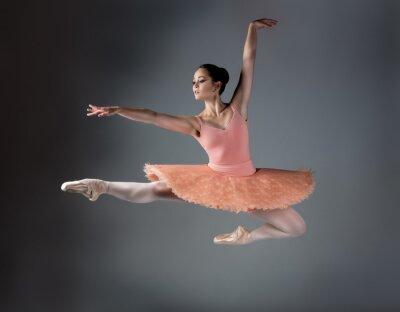 Canvas print Female ballet dancer