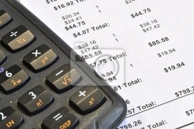 Canvas print Financials