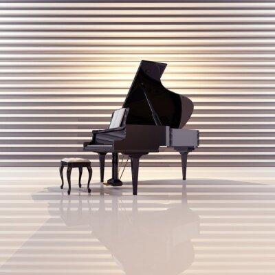 Canvas print Flügel,Musik, Piano, Konzert