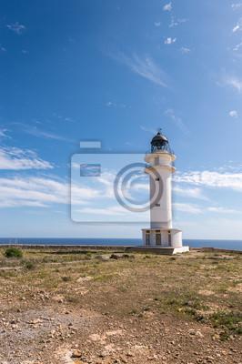 Formentera La Mola lighthouse mediterranean Sea