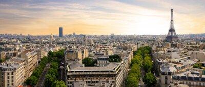 Canvas print France - Paris