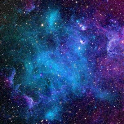 Canvas print Galaxy