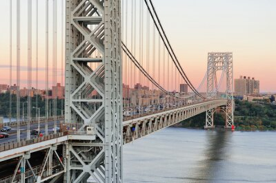 Canvas print George Washington Bridge