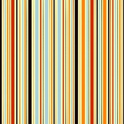 Canvas print Grunge pattern. Vintage striped background.