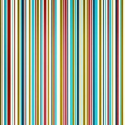 Canvas print Grunge pattern. Vintage striped background. Retro stripe pattern. Seamless stripe pattern in retro style.