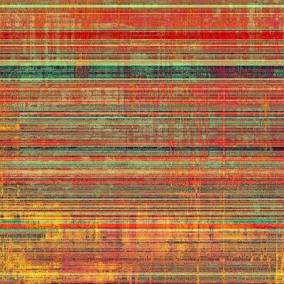 Canvas print Grunge texture