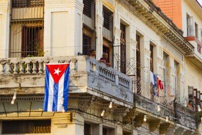 Canvas print Habana centro