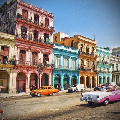 Canvas print Havana, Cuba