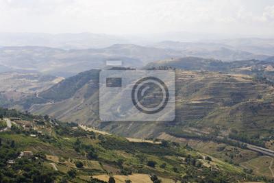 hills of Enna