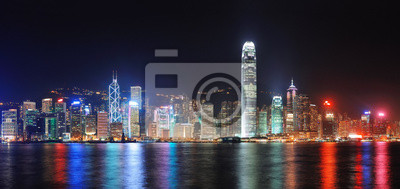 Canvas print Hong Kong