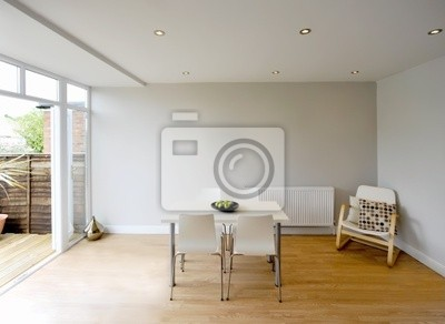Canvas print house