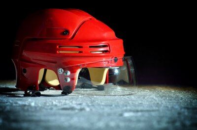 Canvas print Ice Hockey