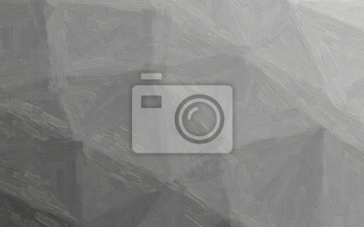 Illustration of black and white Oil paint with large brush strokes background.