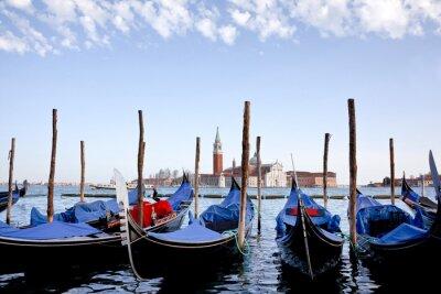 Canvas print Italien, Venedig, San Giorgio Maggiore