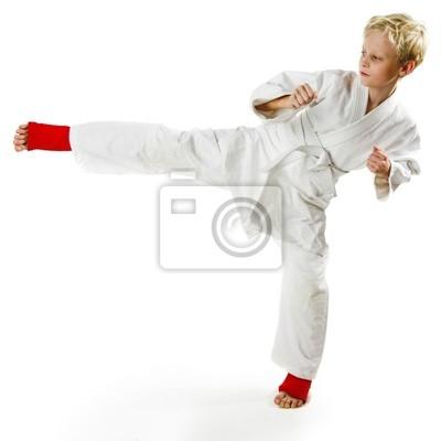 Karate boyen