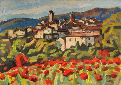 Canvas print Landscape